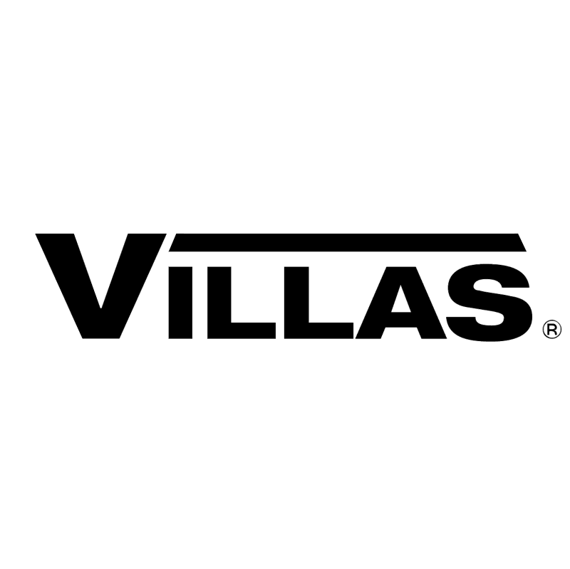 Villas vector logo