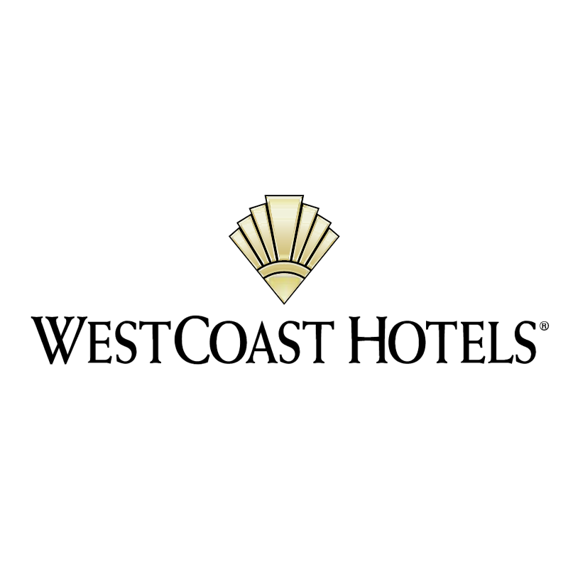 WestCoast Hotels vector