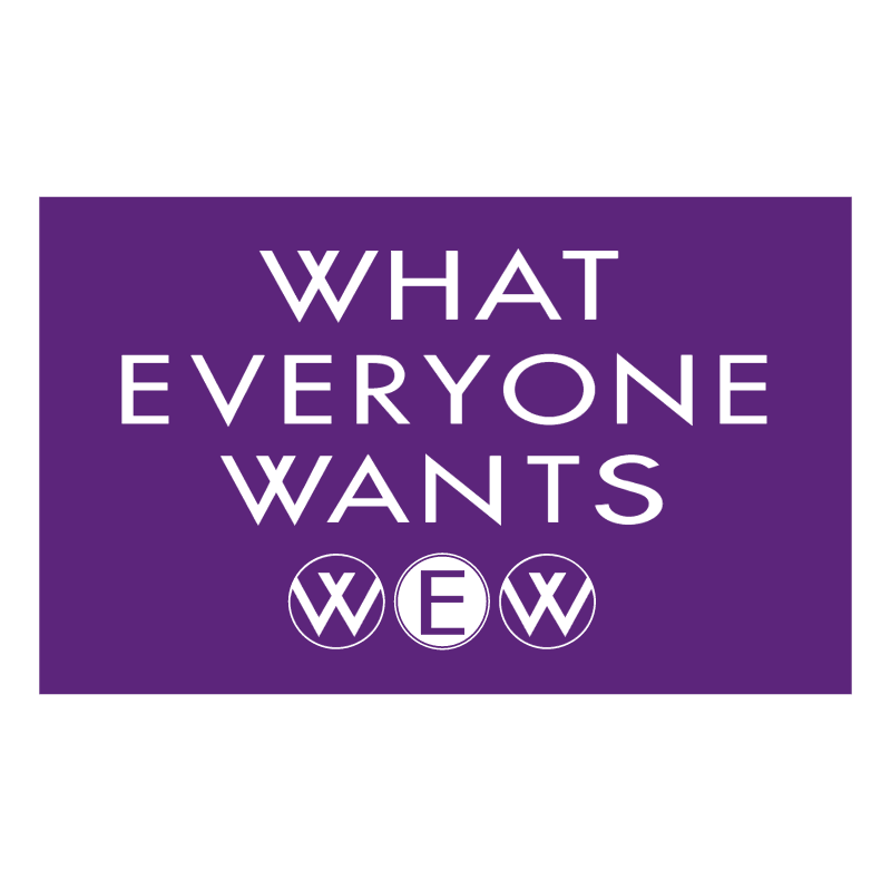What Everyone Wants logo