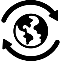 International delivery symbol