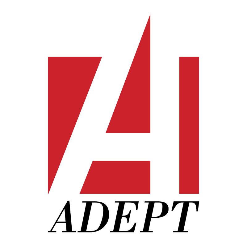 Adept Computing vector logo