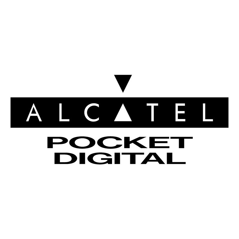Alcatel Pocket Digital vector