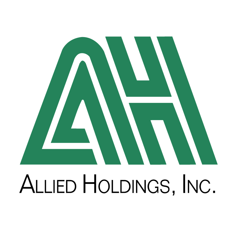 Allied Holdings vector