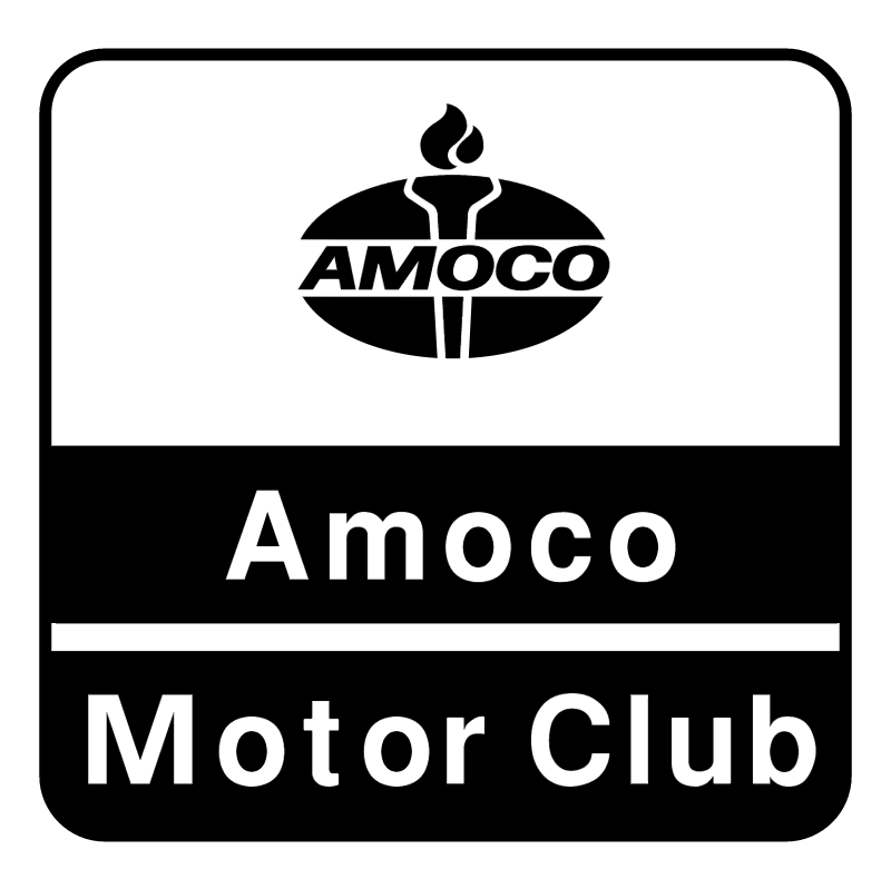 Amoco Motor Club 47169 vector
