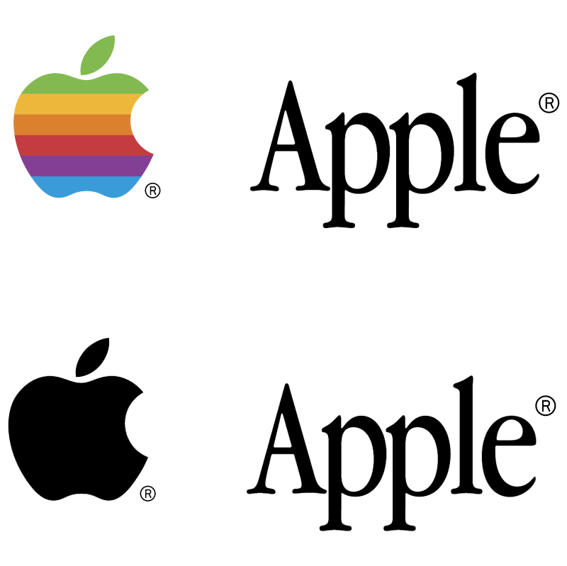 Apple vector logo