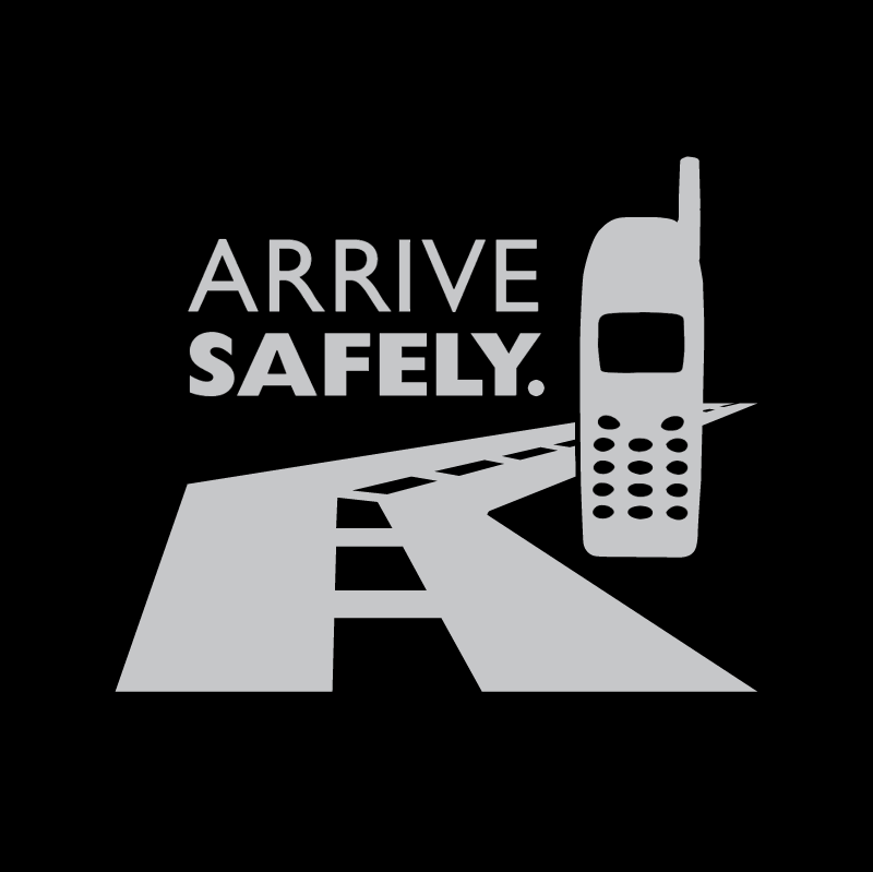 Arrive Safely 43187 vector logo