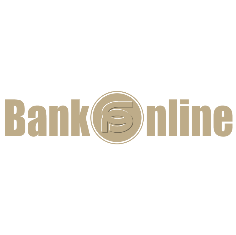 Bank Online vector