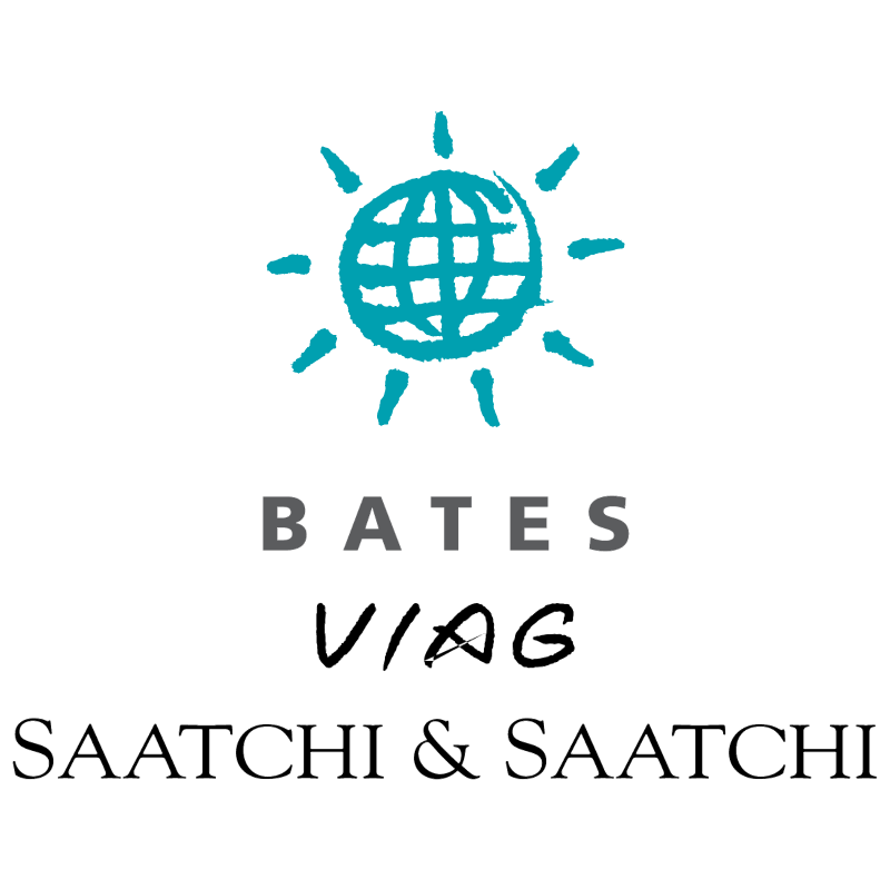 Bates Viags vector logo
