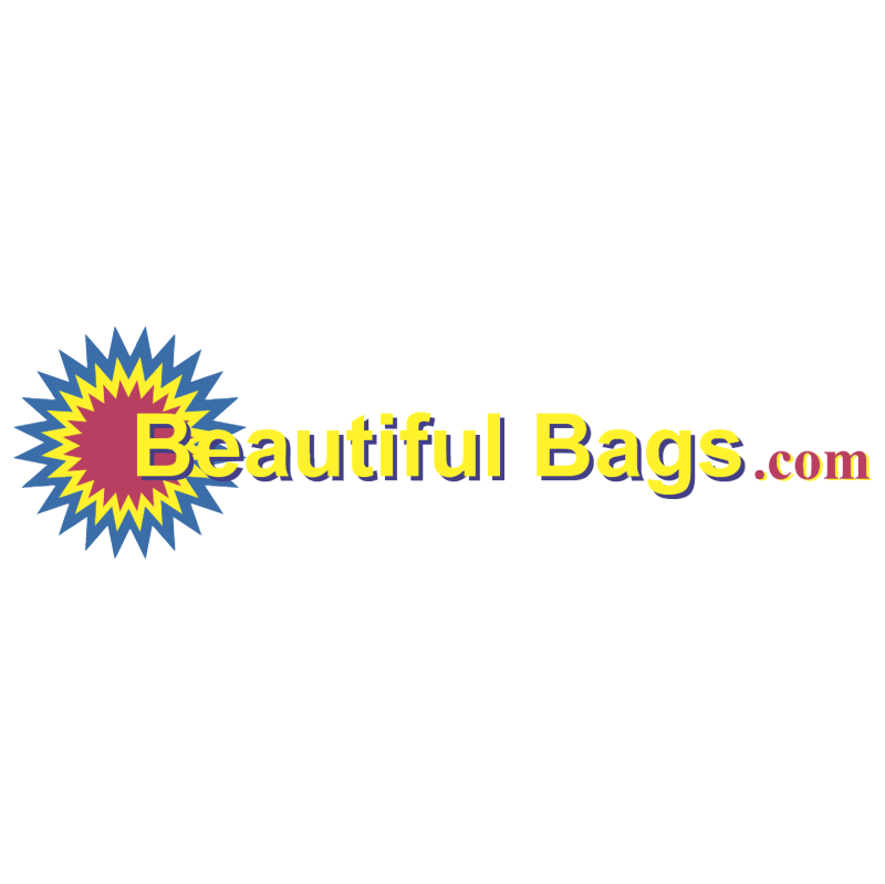 Beautiful Bags vector logo