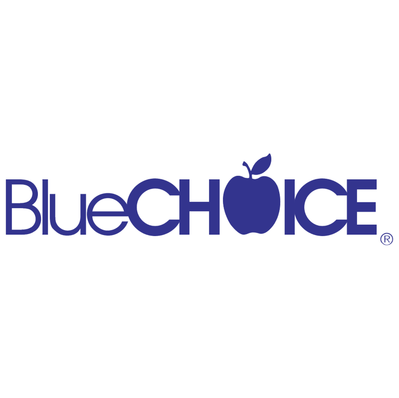 BlueCHOICE vector logo