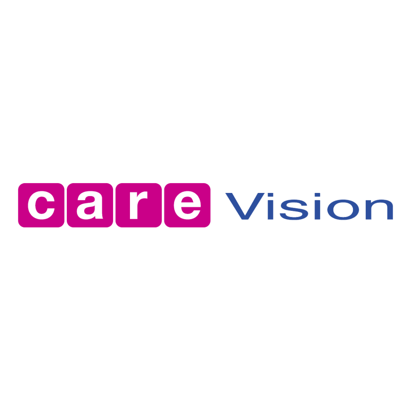 Care Vision vector logo