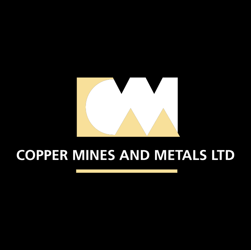 Copper Mines And Metals vector