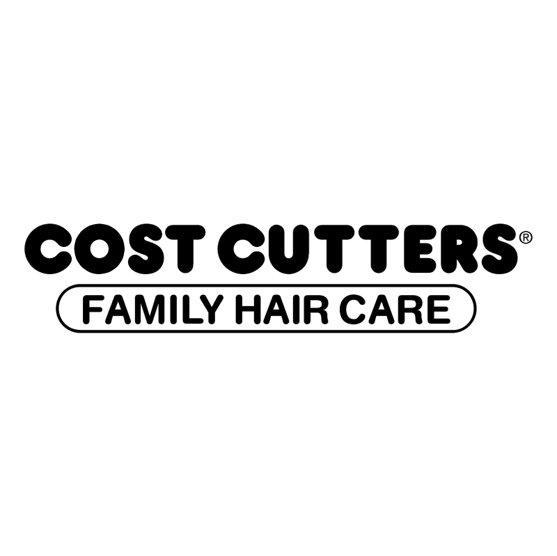 Cost Cutters vector logo