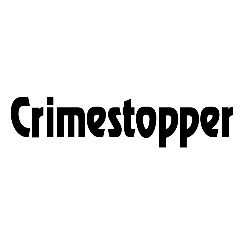 Crimestopper vector