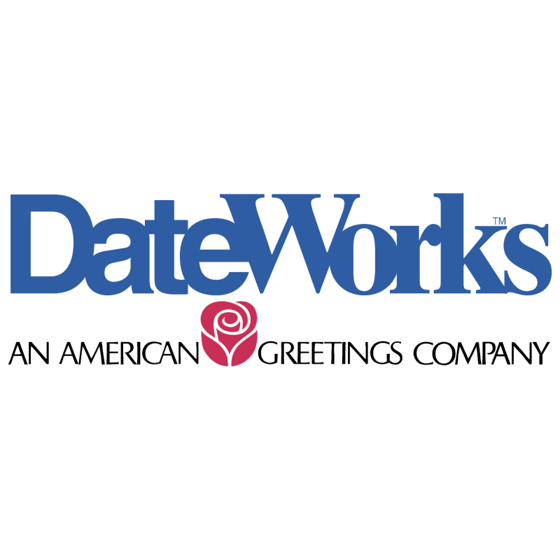 DateWorks vector logo