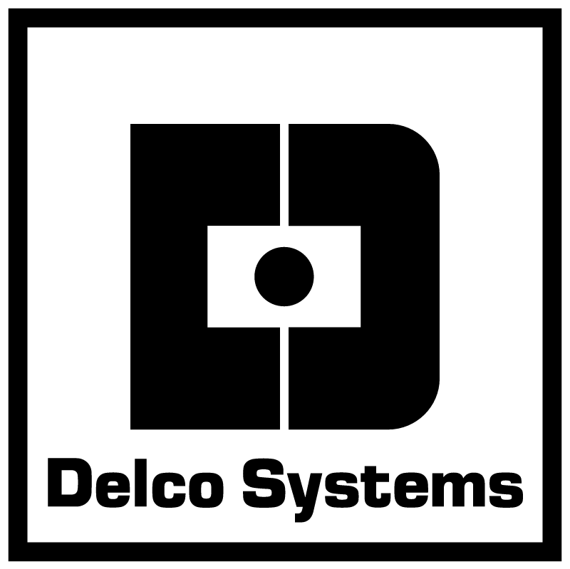 Delco Systems vector logo