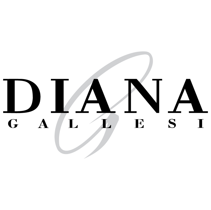Diana Gallesi vector logo