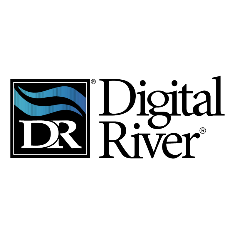 Digital River vector