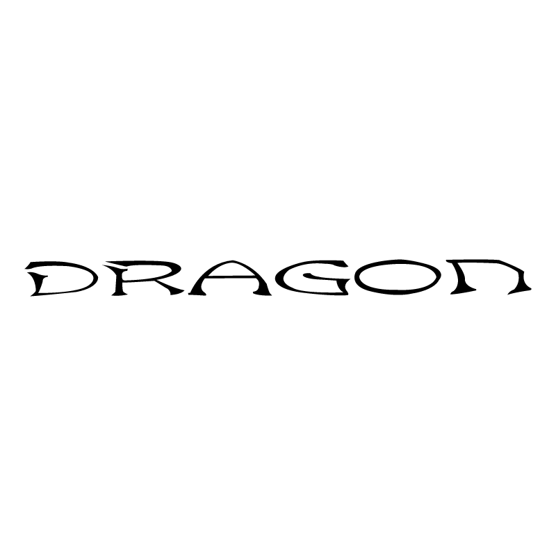 Dragon Optical vector