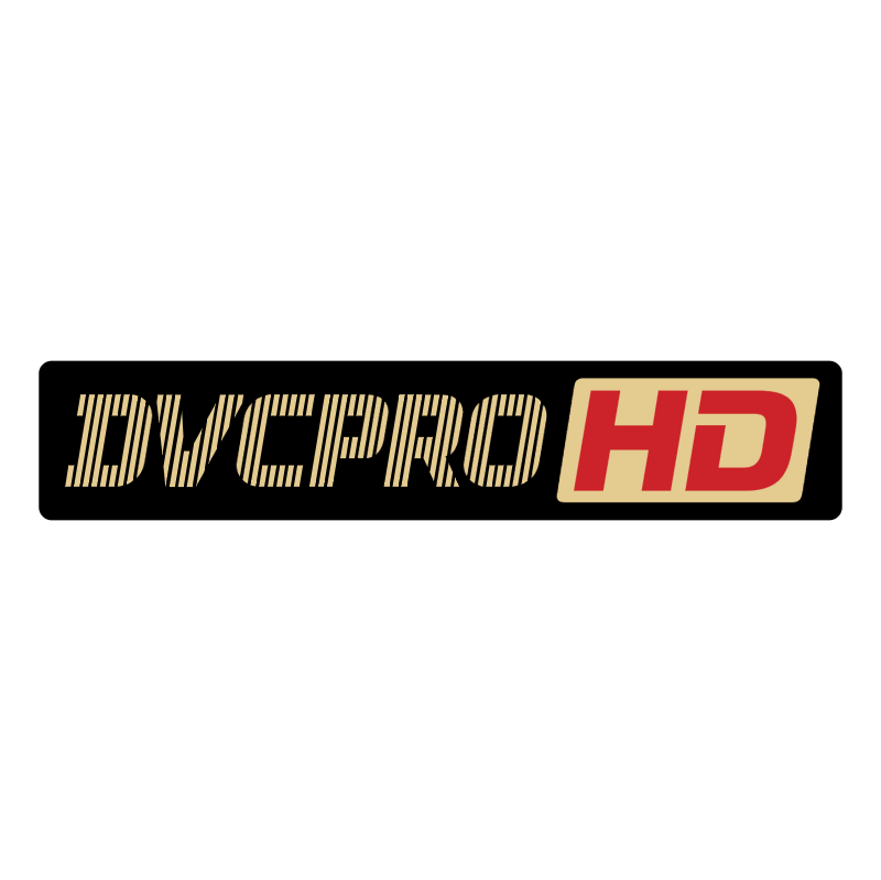 DVCPRO HD vector