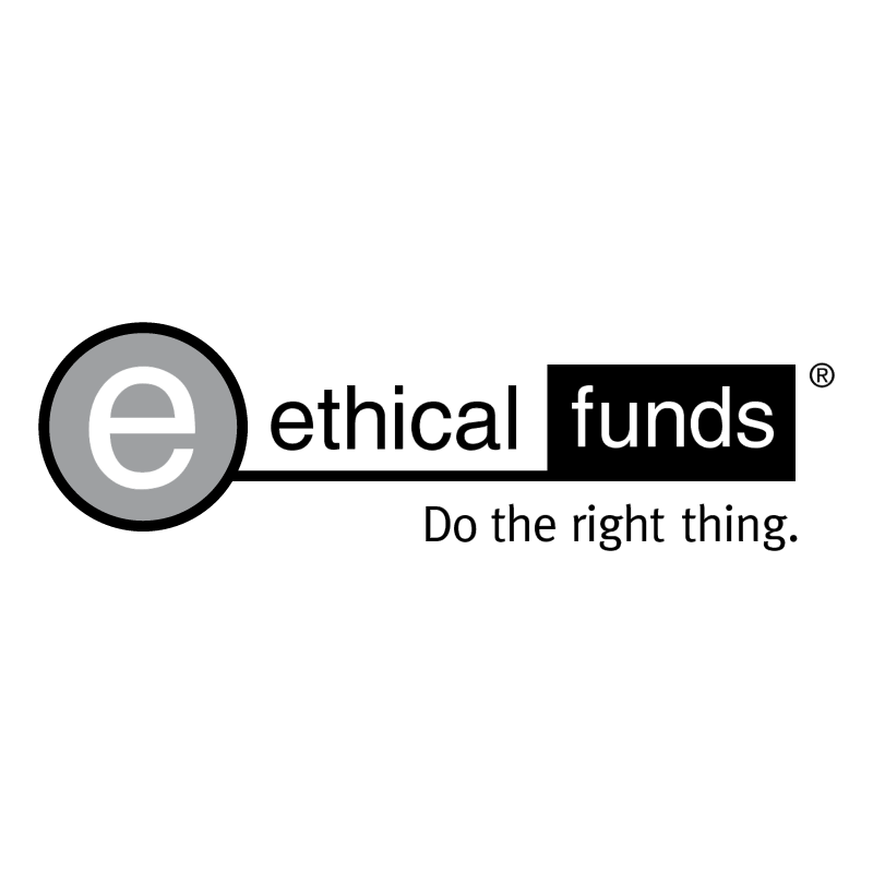 Ethical Funds vector