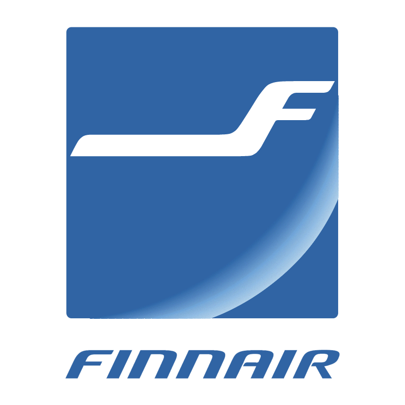 Finnair vector logo