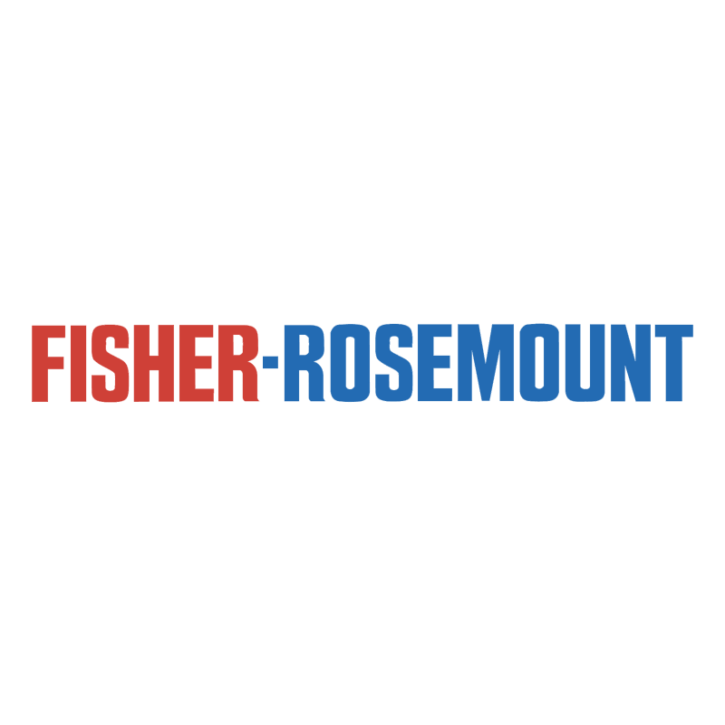 Fisher Rosemount vector logo