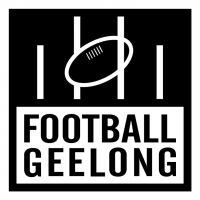 Football Geelong vector