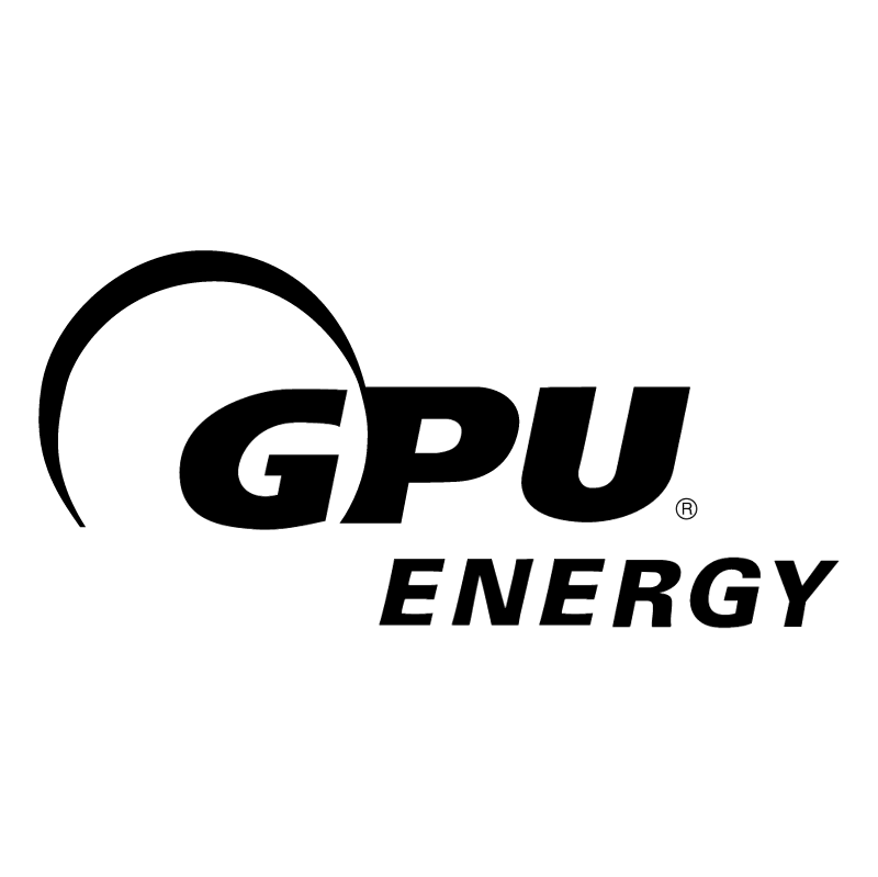 GPU Energy vector logo