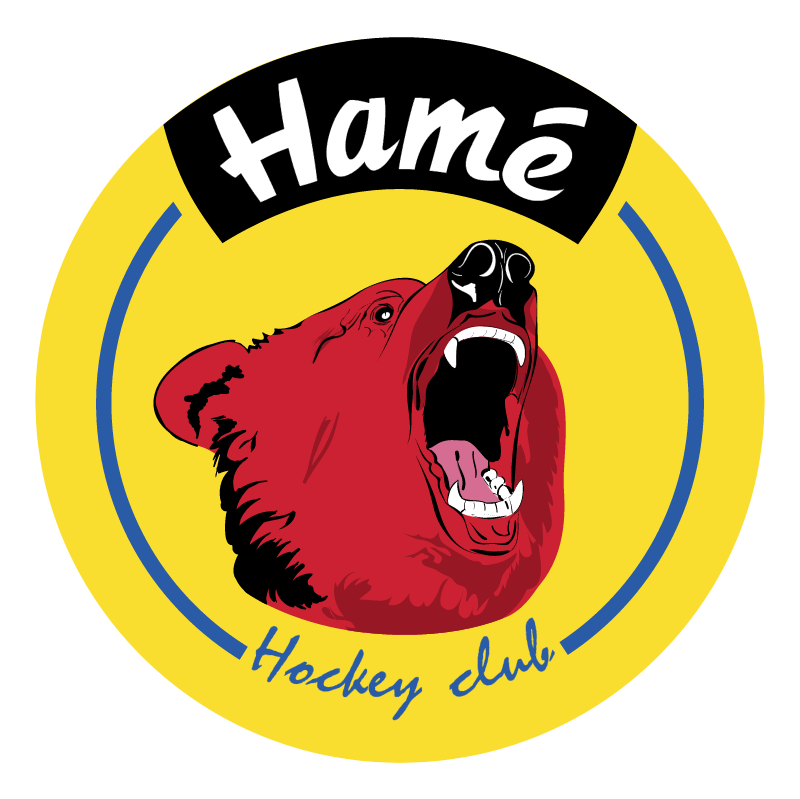 Hame Hockey Club vector