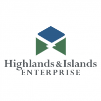 Highlands & Islands Enterprise vector