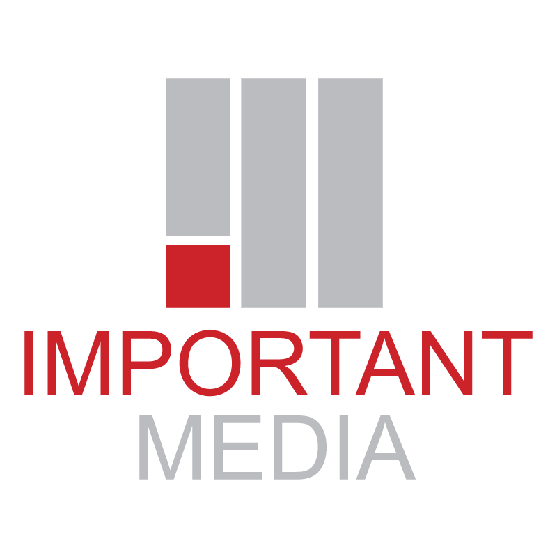 Important Media vector logo