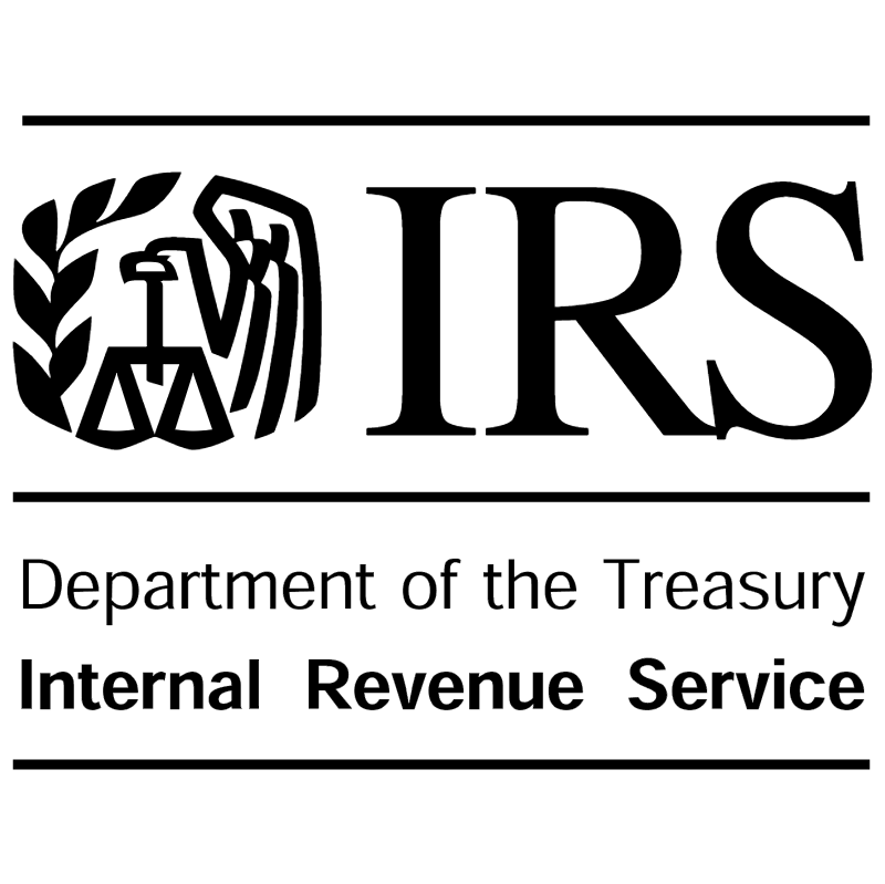 IRS vector logo