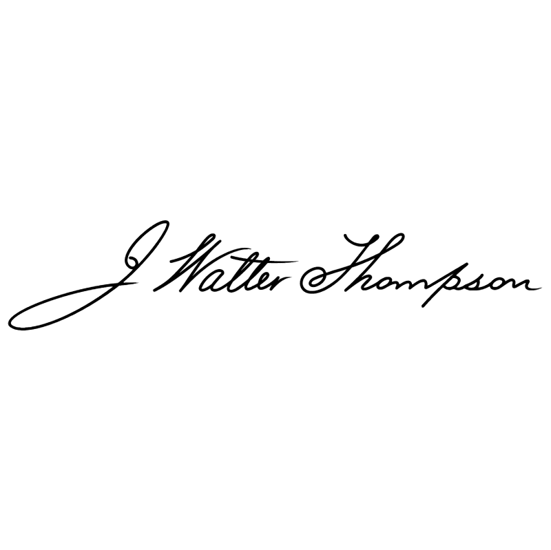 J Walter Thompson vector