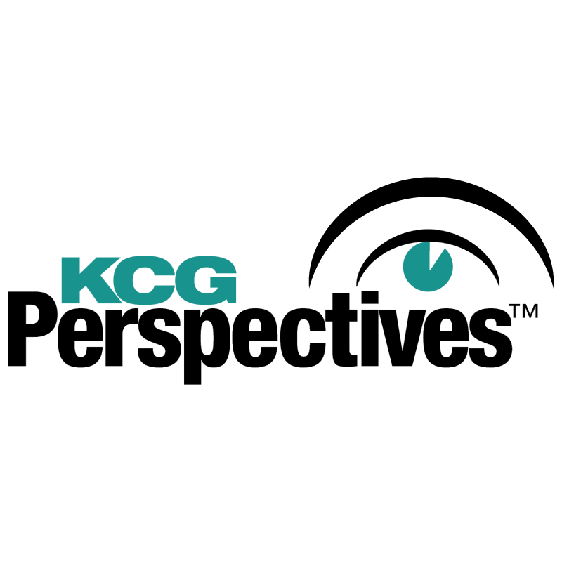 KCG Perspectives vector logo