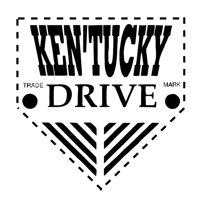 Kentucky Drive vector