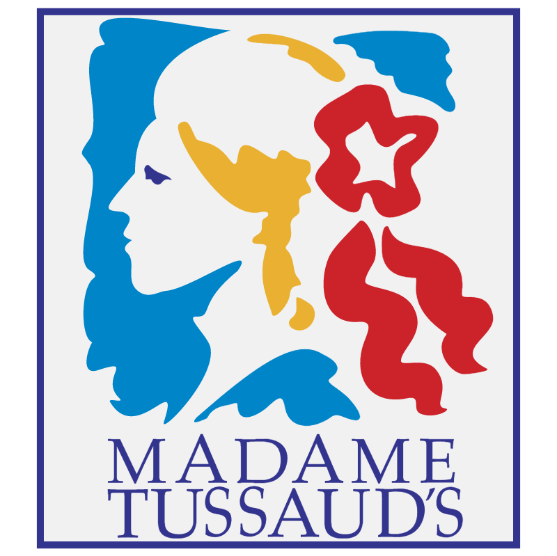 Madame Tussauds vector