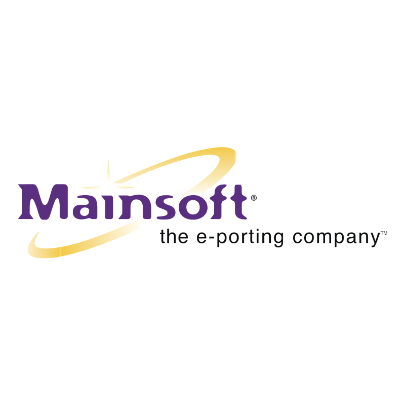 Mainsoft vector logo