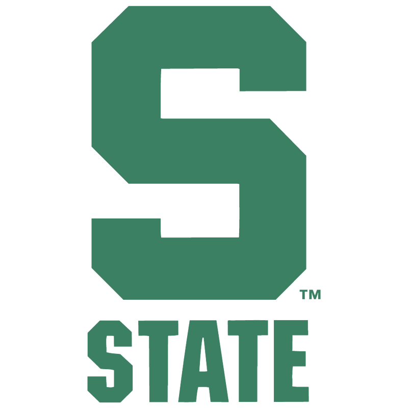 Michigan State Spartans vector