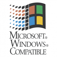 Microsoft Windows Compatible vector
