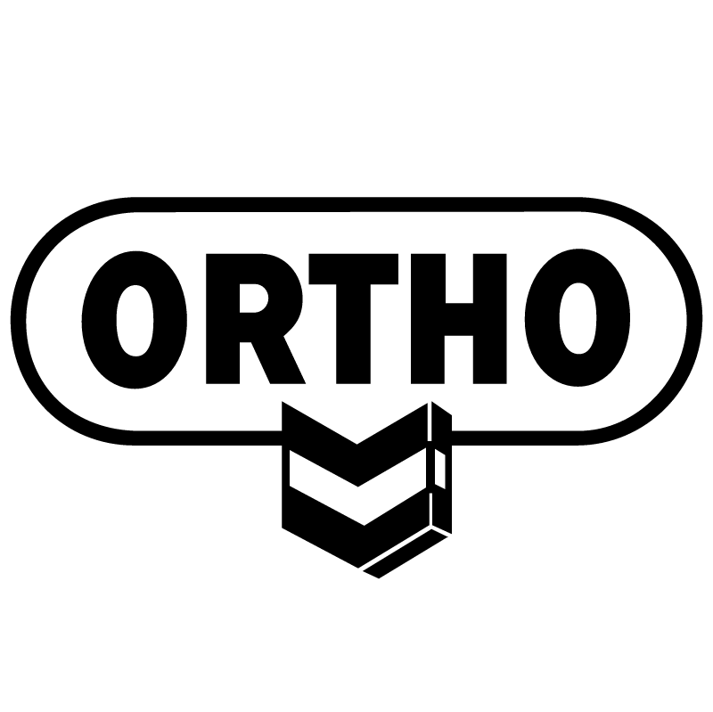 Ortho vector logo