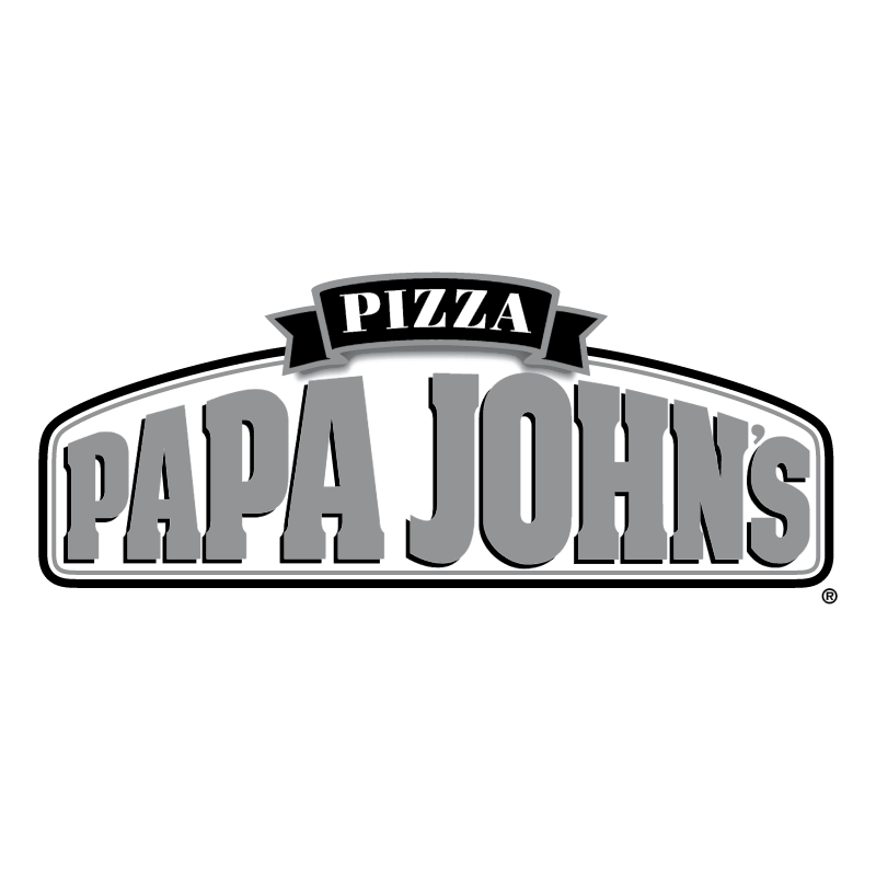 Papa John's Pizza vector