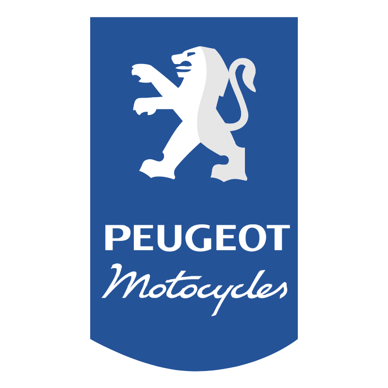 Peugeot Motocycles vector