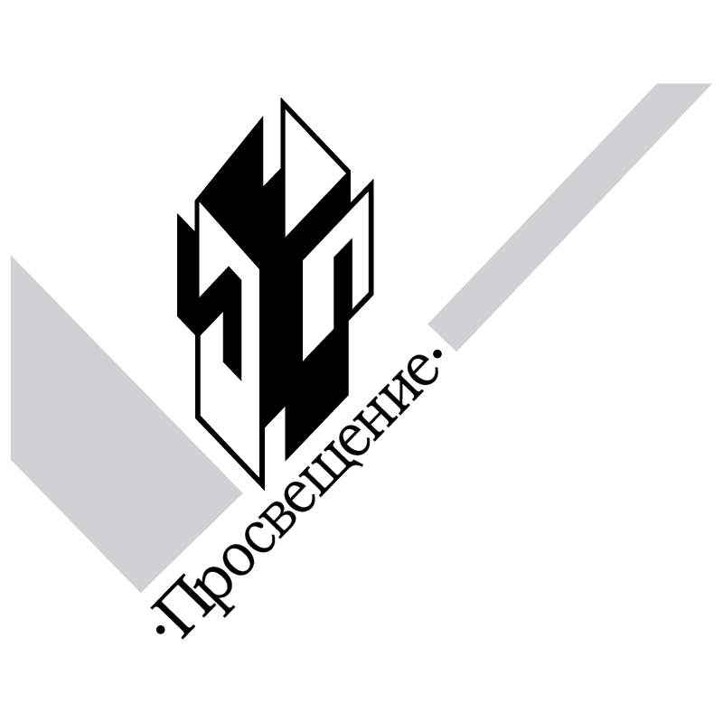 Prosveschenie Publishing vector logo