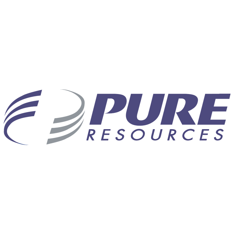 Pure Resources vector logo