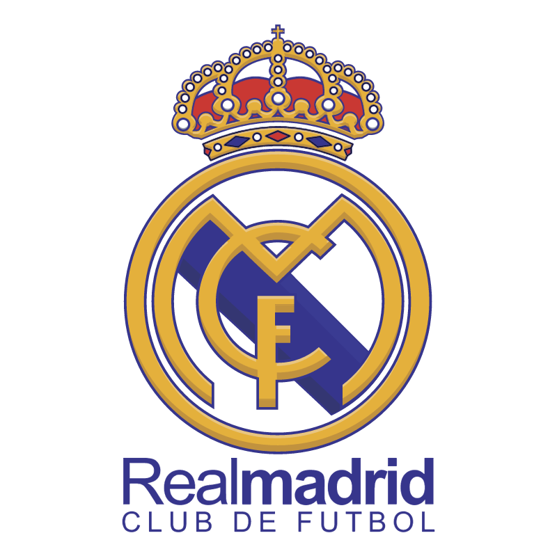 Real Madrid C F Centenario vector