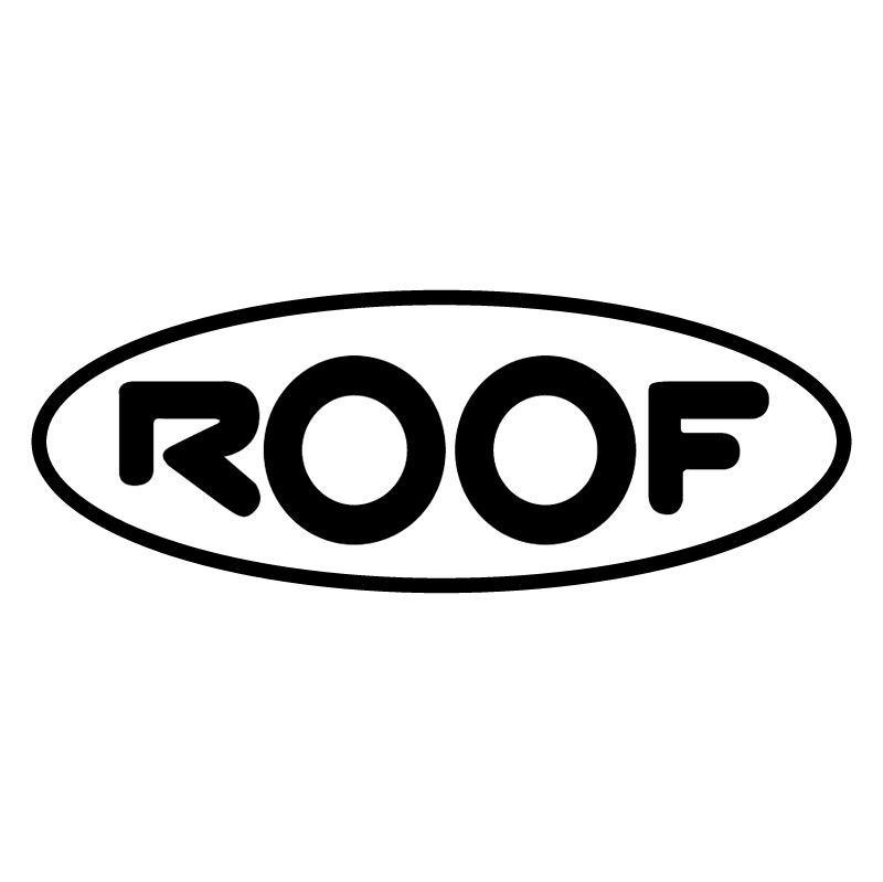 Roof vector logo