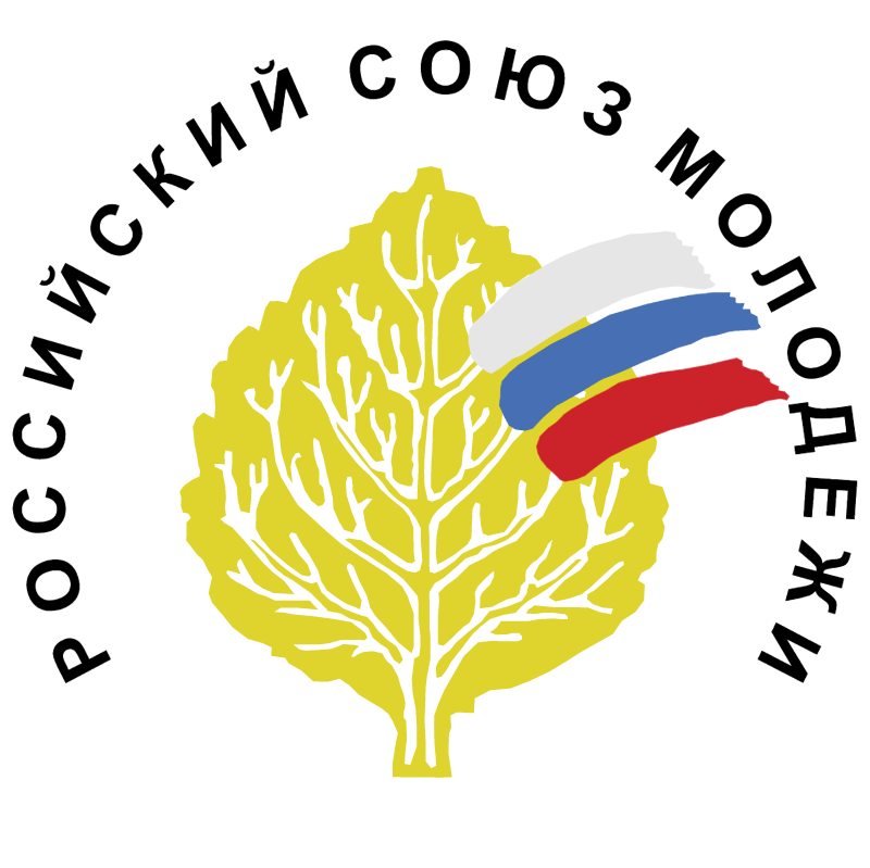 RSM Russian Union of Students vector