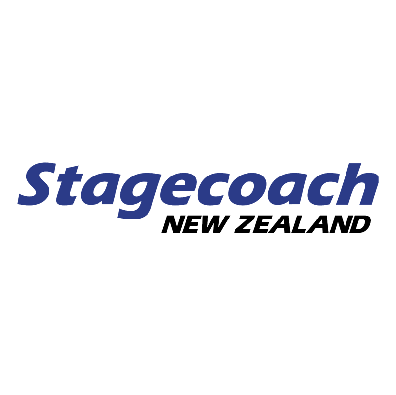 Stagecoach New Zealand vector logo