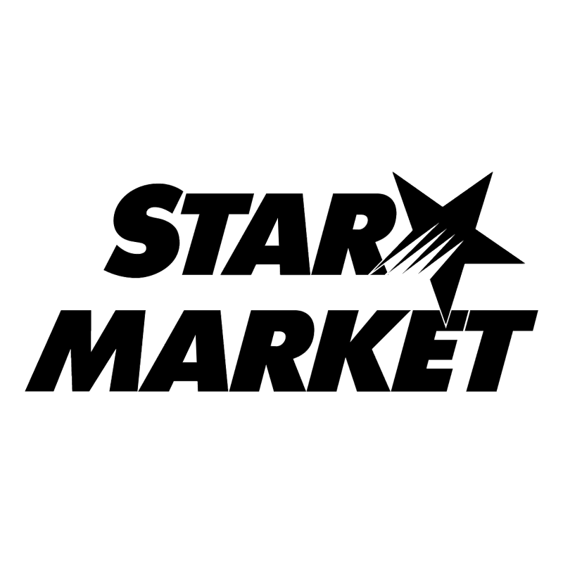 Star Market vector